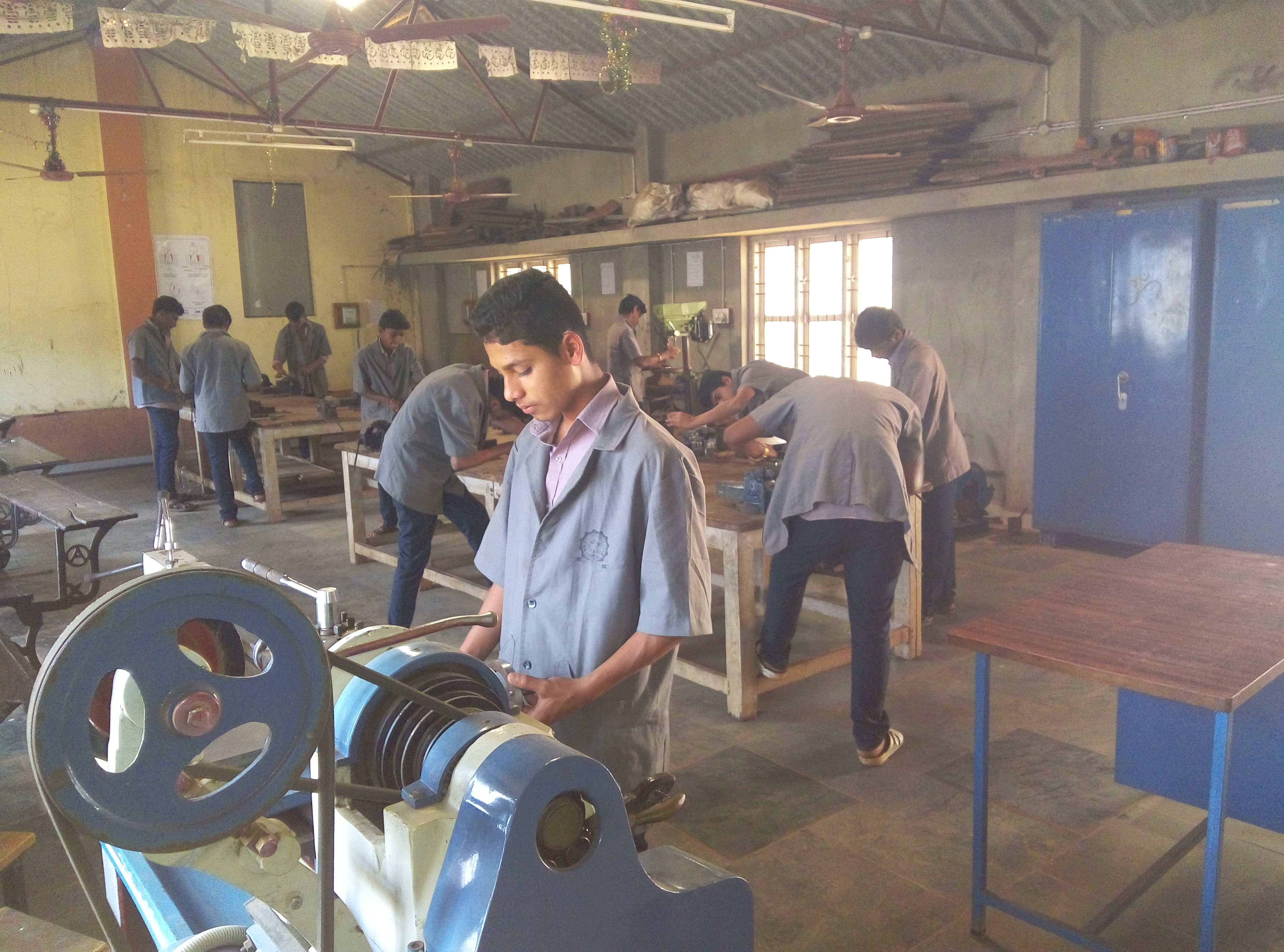Fitter Workshop